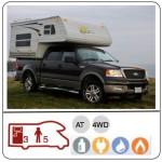 4X4 CAMPER 3 LUXURY